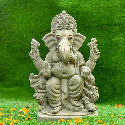 1.5FEET Anmay Eco-Friendly Ganpati | Plant-A-Ganesha