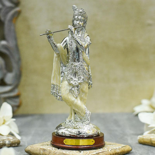 Enchanting Krishna Idol/Murti