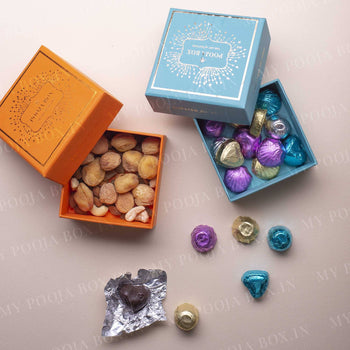 Chocolates and Dry Fruit Box