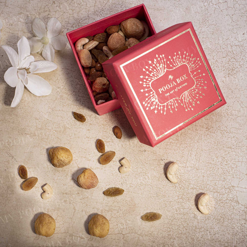 Dry Fruit Box - 100gms
