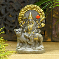 9 Inch Eco Friendly Maa Durga