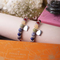 7 Chakra Crystal Rakhi for Blessing (Set of 2)