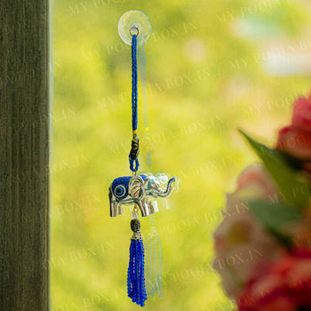 Feng Shui Evil Eye Tassel Door Car Hanging