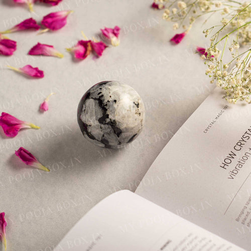 Moon Stone Natural Ball