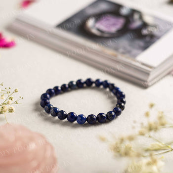 Lapis Lazuli Bracelet | Stone of Knowledge & Wisdom