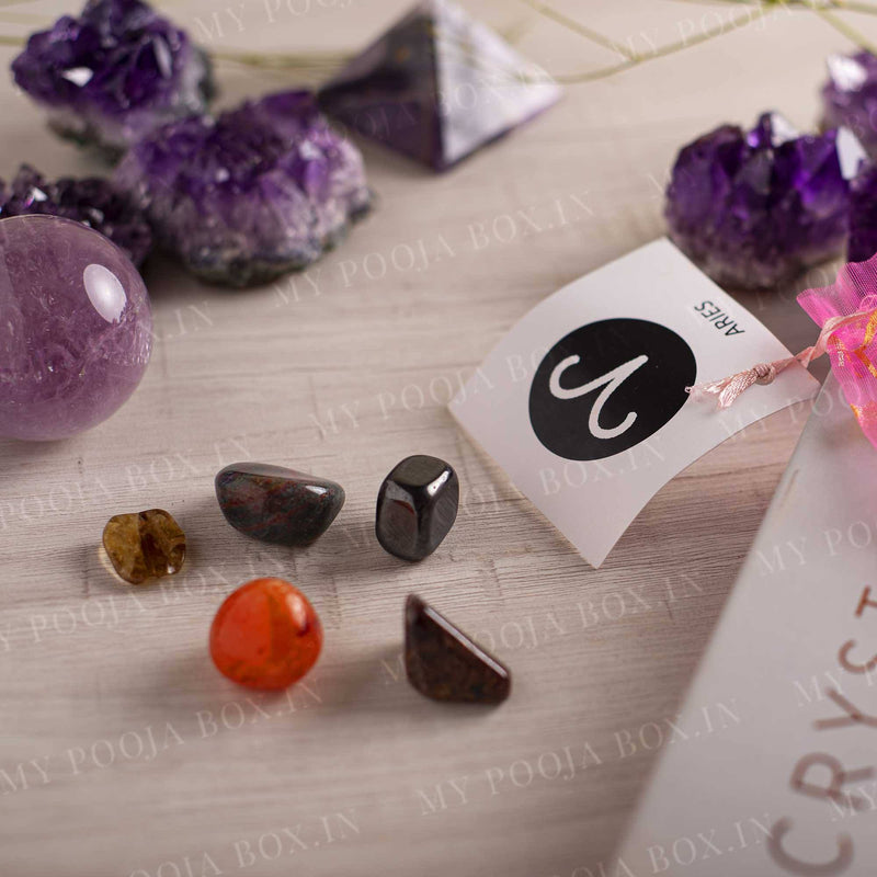 Aries Zodiac Birth Stones