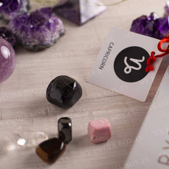 Capricorn Zodiac Birth Stones