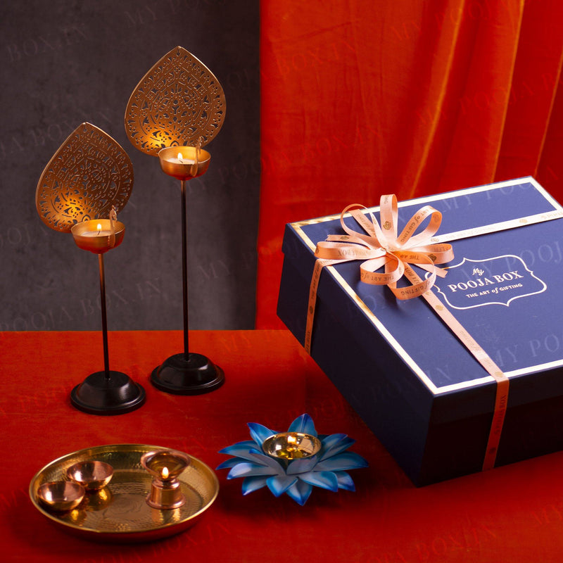 Beautiful Izna Diwali Gift Box