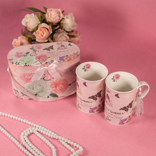 Flora Tea Set (Set of 2)
