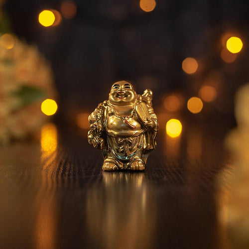 Laughing Buddha (Set of 6)