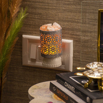 Anahata Design Plug In Himalayan Salt Lamp