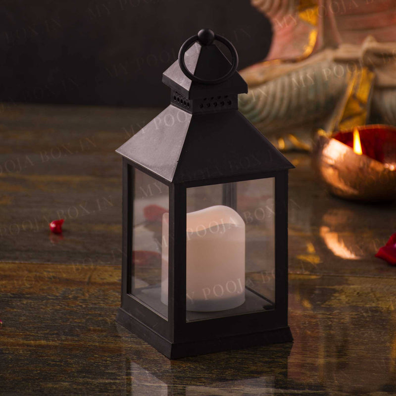 Gorgeous Black Decorative Chimney Lantern