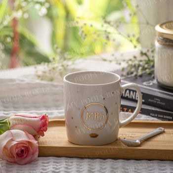 Beautiful Mrs. Coffee Mug For Her