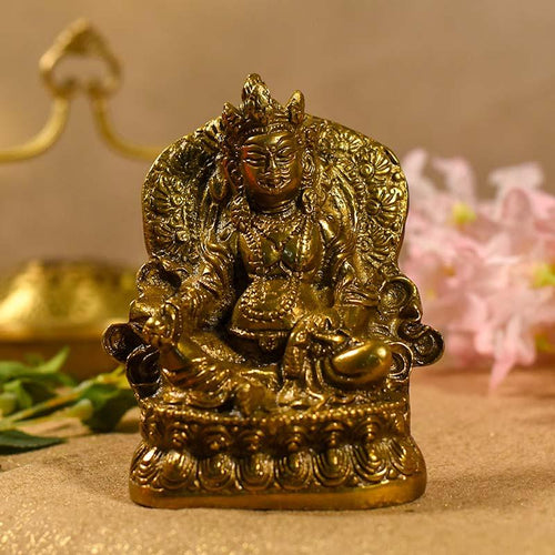 Spiritual Lord Kuber Brass Idol