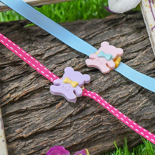 Mr. Teddy Bear Kids Rakhi (Set of 2)