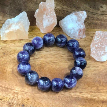 Amethyst Emotional Healing Band/Bracelet