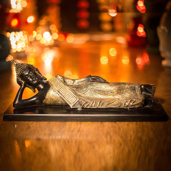 Nirvana / Reclining Buddha Statue for Home Décor
