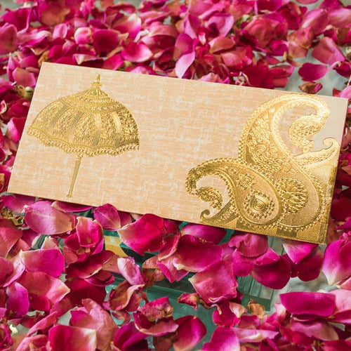 Khadi Design Shagun Envelope
