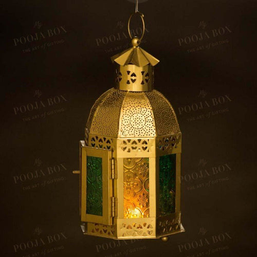 Classic Moroccan Colorful Hanging Lantern/lamp Home Decor