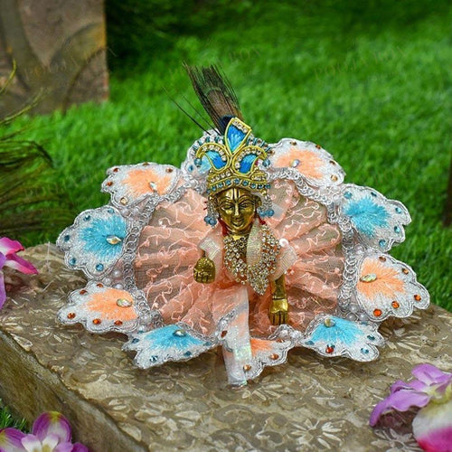 Dazzling Laddu Gopal Dress Poshak