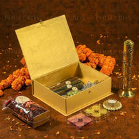 Exquisite Incense Aroma Box Pooja