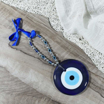 Feng Shui Big Evil Eye Wall Hanging Protection Amulet