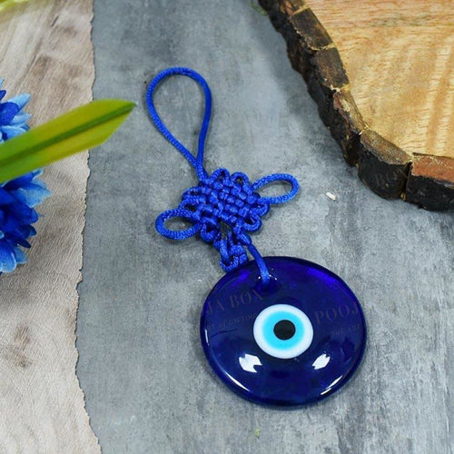Feng Shui Blue Evil Eye Hanging