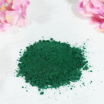 Holi Herbal Forest Green Gulal Color