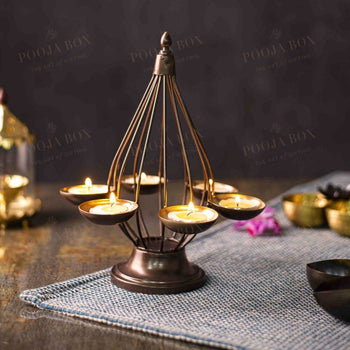Luminous Decor Diya Stand Limited Edition