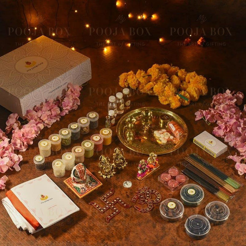 My Diwali Box (Grand) Poojaboxes