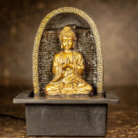 Soothing Buddha Fountain