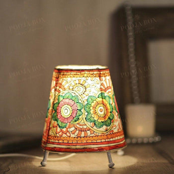 Spectacular Floral Table Lamp Home Decor