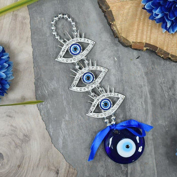 Turkish Evil Eye Feng Shui Wall Hanging Decor