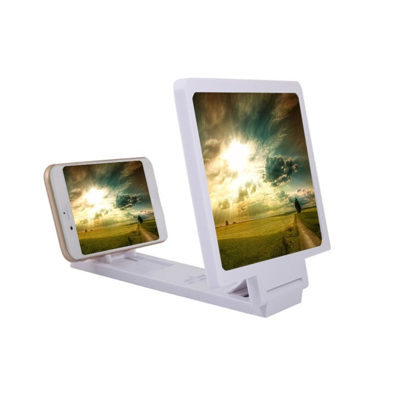 3D Screen Magnifier for Cell Phone