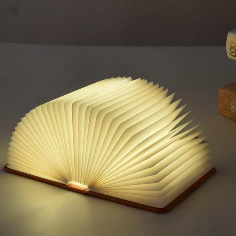 LED Magic Book Lamp