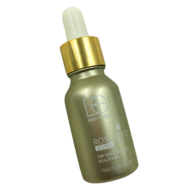 24K Gold Beauty Oil