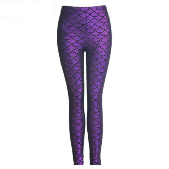 Aria Mermaid Leggings