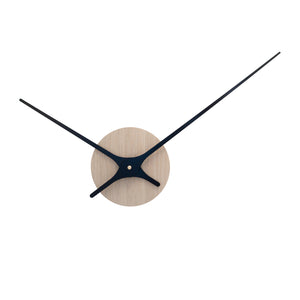 Lilje Wll Clock-Black-Christopher Nordahl Konings Made in Norway