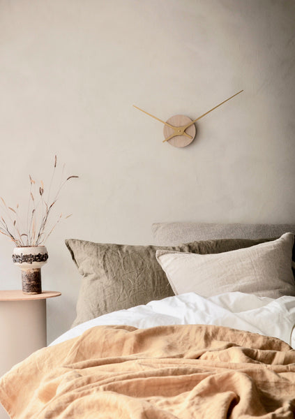 Minimalistiske veggklokker for skandinaviske hjem-Minimalist wall clock for scandinavian home-Nordahl Konings