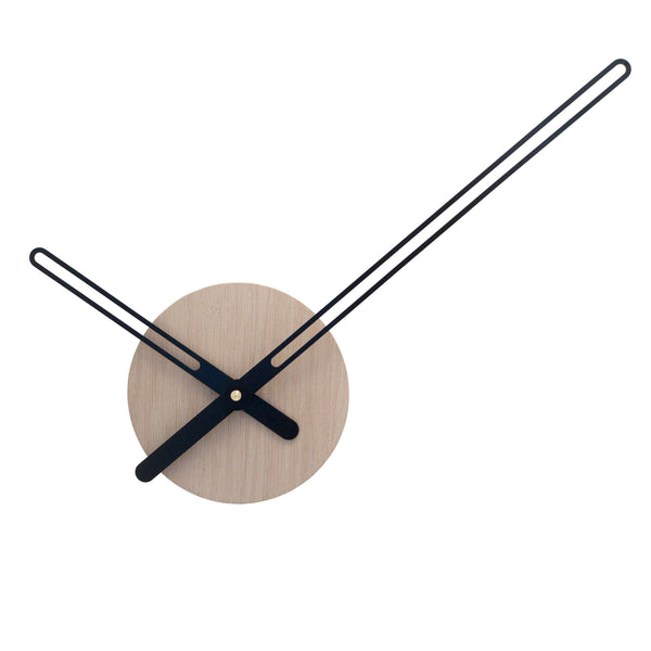 klokke-minimalist-norsk-design-vegg-decor-Sweep Wall Clock-clock-minimalist-design-wall-decor-Nordahl Konings-made in Norway