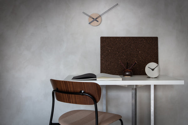 Sweep Wall Clock_ Lilje Table Clock_Desk clock_Bordklokke_Veggklokke_norsk design_Nordahl Konings