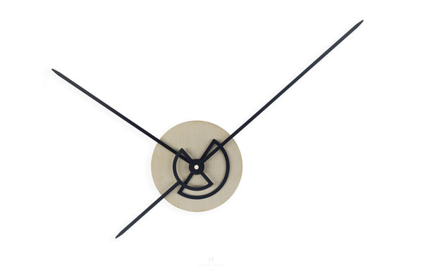 clock-minimalist-design-wall-decor-Nordahl Konings-made in Norway