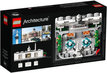 LEGO Architecture 21045 Trafalgar Square Box