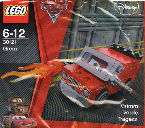 30121 LEGO Disney: Grem - Cars Polybag