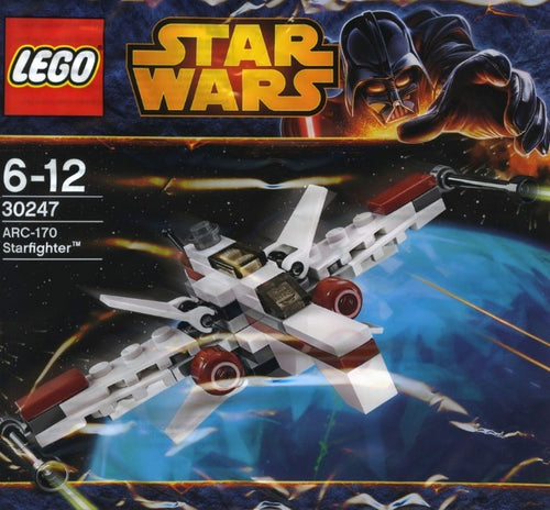 30247 LEGO Star Wars: ARC-170 Starfighter Polybag