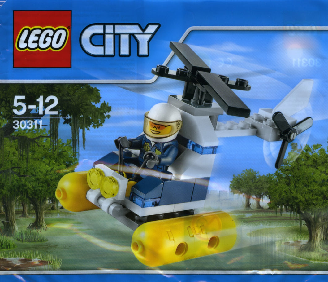 LEGO Swamp Police Helicopter