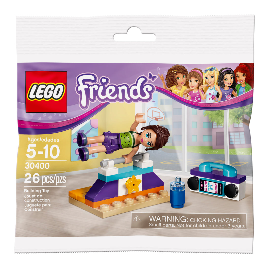 LEGO Friends 30400 Gymnastic Bar Polybag