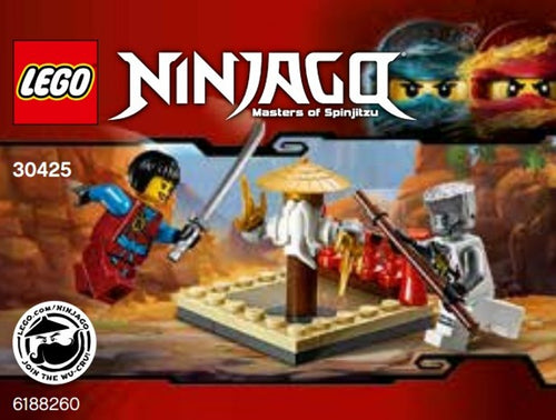30425 LEGO Ninjago: CRU Master's Training Ground Polybag