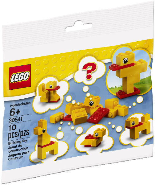 LEGO Build a Duck Polybag