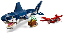 Lego 31088 Creator Deep Sea Creatures Set 3 in 1 Set